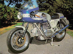 Photo of a 1975 Ducati 900 SS