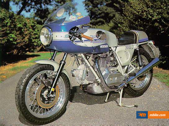 1976 Ducati 900 SS: pics, specs and information