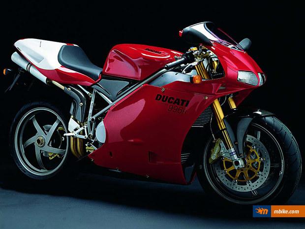 1999 Ducati 996 Biposto
