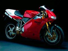 Photo of a 2001 Ducati 996 R