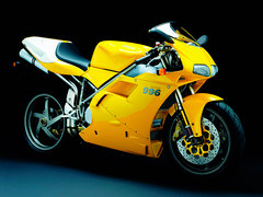 Photo of a 2001 Ducati 996 S