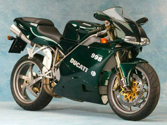 Photo of a 2004 Ducati 998 Matrix