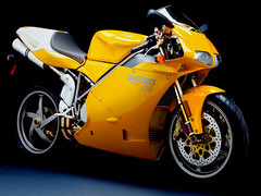 Photo of a 2002 Ducati 998 S