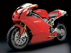Photo of a 2003 Ducati 999 S