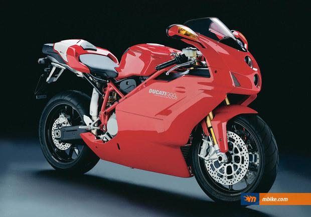 2006 Ducati 999 S