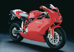 Photo of a 2006 Ducati 999 S