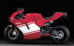 Photo of a 2008 Ducati Desmosedici RR
