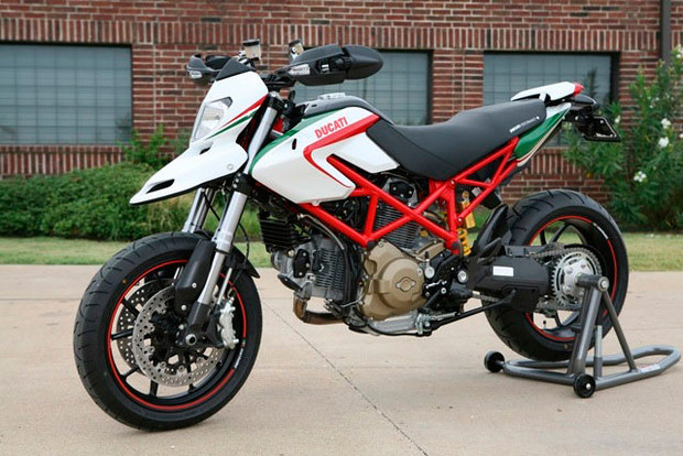2009 Ducati Hypermotard 1100 Picture Mbikecom