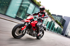 Photo of a 2010 Ducati Hypermotard 1100 EVO