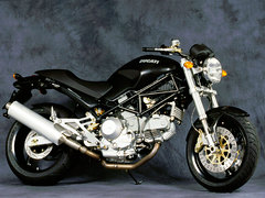Photo of a 2007 Ducati M 750 Dark