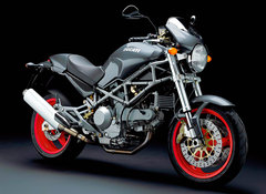 Photo of a 2005 Ducati Monster 1000 S