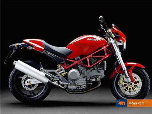 2006 Ducati Monster 1000 S