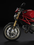 Photo of a 2010 Ducati Monster 1100 S
