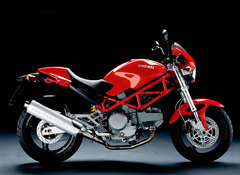 Photo of a 2005 Ducati Monster 620