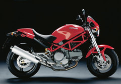 Photo of a 2006 Ducati Monster 620
