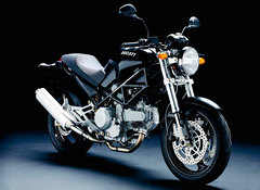 Photo of a 2005 Ducati Monster 620 Dark
