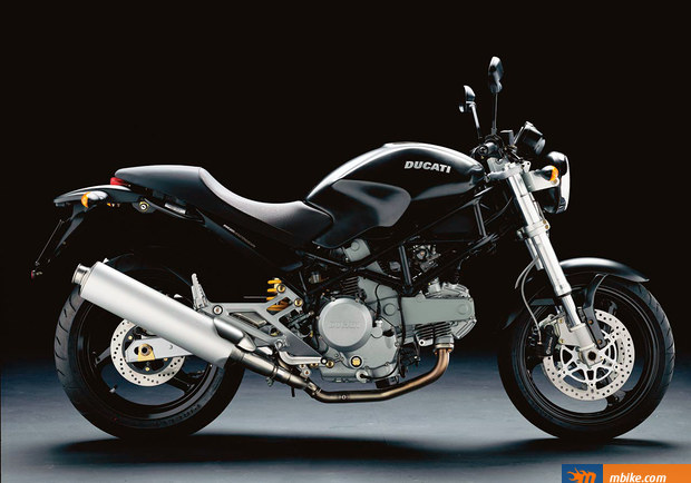 2006 Ducati Monster 620 Dark