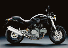 Photo of a 2006 Ducati Monster 620 Dark