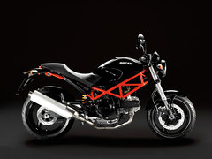 Photo of a 2007 Ducati Monster 695