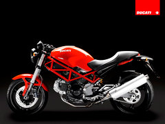 Photo of a 2009 Ducati Monster 695
