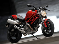 Photo of a 2009 Ducati Monster 696