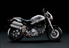 Photo of a 2006 Ducati Monster S2R 1000