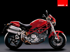 Photo of a 2008 Ducati Monster S2R 1000
