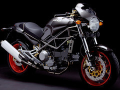 Photo of a 2006 Ducati Monster S2R 800