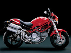 Photo of a 2007 Ducati Monster S2R 800