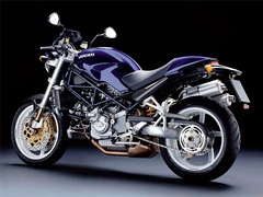 Photo of a 2004 Ducati Monster S4R