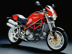 Photo of a 2005 Ducati Monster S4R