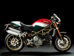 Photo of a 2008 Ducati Monster S4R S Tricolore