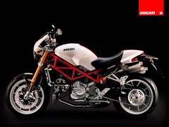 Photo of a 2008 Ducati Monster S4R Testastretta