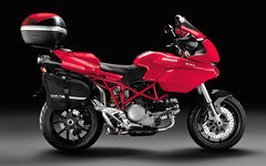 Photo of a 2008 Ducati Multistrada 1100