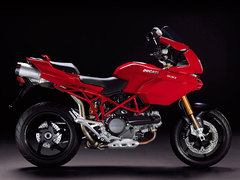 Photo of a 2009 Ducati Multistrada 1100 S