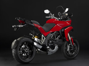 The 2010 Multistrada 1200