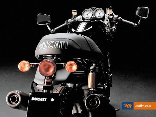 2007 Ducati Sport Classic 1000S Biposto