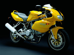 Photo of a 2008 Ducati SS750 HF