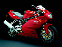 Photo of a 2008 Ducati SS900 FF