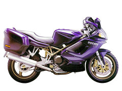 Photo of a 2002 Ducati ST2