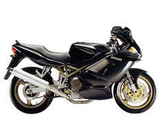 Photo of a 2002 Ducati ST4