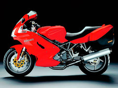 Photo of a 2005 Ducati ST4 S