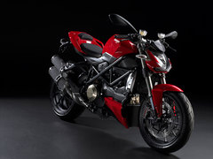 Photo of a 2009 Ducati Streetfighter