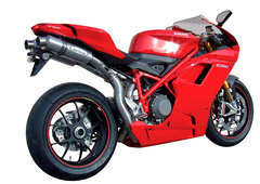 Photo of a 2007 Ducati Superbike 1098 S