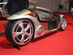 Photo of a 2003 Geneva Concept