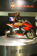 Photo of a 2008 Gilera GP850 Corsa Concept