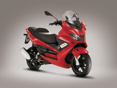 Photo of a 2007 Gilera Nexus 125