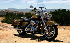 Photo of a 2002 Harley-Davidson FLHR Road King