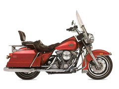 Photo of a 1989 Harley-Davidson FLHS 1340 Electra Glide Sport