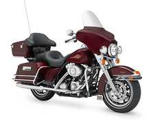 Photo of a 2008 Harley-Davidson FLHTC Electra Glide Classic